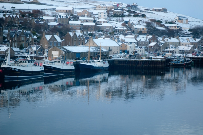 comingintostromness