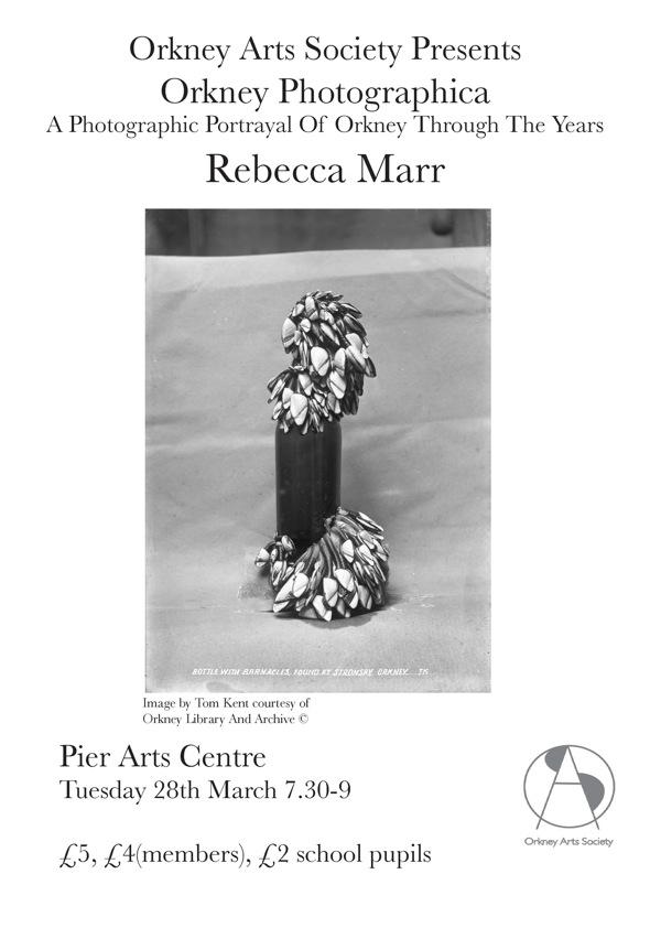 Rebecca Marr Arts Society