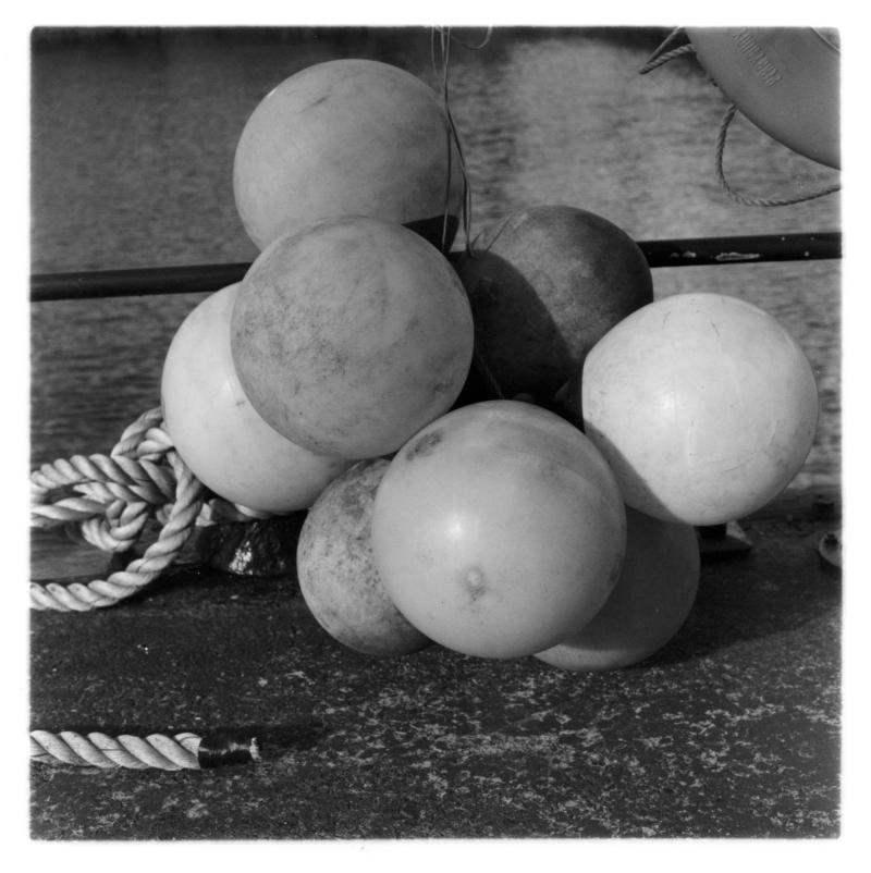 Buoys, South Pier